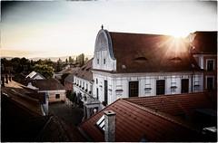Szentendre (kareszzz) Tags: szentendre 2016 october autumn photowalk architecture landscape travelphotography flare sunglare saturday hungary canon6d ef24105 24105 6d canon