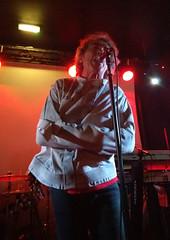 Fee Waybill- The Tubes- The Globe, Cardiff- 14 October 2016 (5asideHero) Tags: the tubes mondo pulp tour 2016 globe fee waybill mr hate