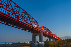 Harry_31256a,,,,,,,,,,,,,,,, (HarryTaiwan) Tags:                 yunlin xiluo yunlincounty xiluotownship bridge     harryhuang   taiwan nikon d800 hgf78354ms35hinetnet adobergb
