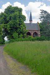Magdalenen-Kapelle bei Amneburg nahe Marburg (astroaxel) Tags: deutschland magdalenen kapelle amneburg marburg hessen