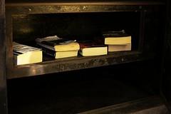 Balade in Bacalan (titou du Pian) Tags: bacalan livres littrature arts artistes acier coffre vitruve sculpture
