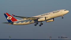 Airbus A 330 ~ 7O-ADT  Yemenia (Aero.passion DBC-1) Tags: dbc1 aeropassion david biscove spotting cdg roissy aviation avion aircraft plane airbus a330 7oadt yemenia