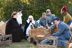 Fort_Seclin_2016_10_16_IMG_0504 (bypapah) Tags: papah fort fortification france nord seclin north 2016 reunion meeting militaire military reconstituionhistorique historicalreenactment