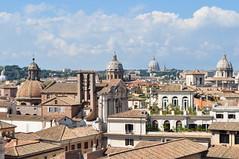 Roma - Cupole (Lupomoz) Tags: roma cupole lupomoz