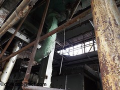 Pensupreme Heating Plant, Inside. 400 North George Street, York, PA. Built 1940's (6) (dfirecop) Tags: dfirecop pensupreme plant york pa boiler heating inside 400 north georgestreet built 1940s 1940