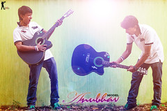Anubhav (Mixing Pixels) Tags: boy music male portfolio passionate