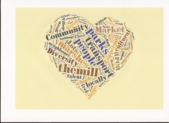 St James Street 'like' word cloud Mar 2013 (Big Local) Tags: word words heart stjamesstreet visualise wordcloud wordle biglocal localtrust visualwordcloud