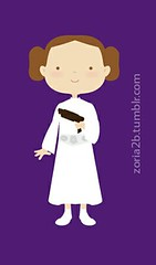 may the forth be with you. (Zoria) Tags: illustration starwars princessleia vector vetor starwarsday princesaleia maytheforth flickrandroidapp:filter=none zoriaami