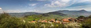Toscana_ panorama