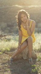 Rachael Cano (Aaron Black | Photography) Tags: black rachael art yellow canon photography artist texas photographer dress aaron cano mexican panhandle 60d canon60d vipymuss