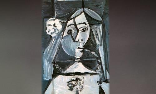 """Meninas, iconósfera de Diego Velazquez (1656), estudio de Francisco de Goya y Lucientes (1778), paráfrasis y versiones Pablo Picasso (1957). • <a style=""""font-size:0.8em;"""" href=""""http://www.flickr.com/photos/30735181@N00/8747985930/"""" target=""""_blank"""">View on Flickr</a>"""