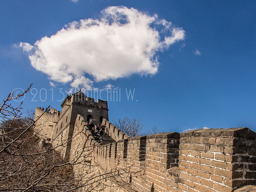 The Great Wall and the Cloud