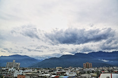 0519.  (lusunbo) Tags: weather cloudy hualien
