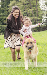 (Scooby53) Tags: uk family summer portrait england people dog baby pets cute beauty childhood kids photoshop fun idea nikon cotswolds gloucestershire babygirl getty motherhood alsatian gettyimages happyness familyuk scooby53 gettyuk summertimeuk welcomeuk