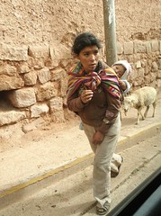 Peruvian Sheepherder. (lmtracyNY) Tags: peru shepard thirdworld peruvianfemale