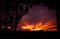Sunset @ #matcaverna - Roma (Mattia S.) Tags: sunset red sky italy panorama orange storm rome roma clouds canon landscape landscapes tramonto nuvole view violet s giallo cielo vista redsky scrap rosso veduta paesaggio 1022 colline lazio nuvoloso montemario eos7d viacortina