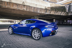 Vantage Blue (mohdmursi) Tags: new blue british supercar v8 astonmartin sportscar vantage