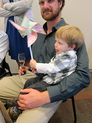 Li'l Ian and Graham (Lilybeth29) Tags: wedding northcarolina graham usnwc iantw