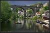 River Nidd at Knaresborough (MAYOR OF BOOTHTOWN) Tags: flickrstruereflection3 flickrstruereflection5