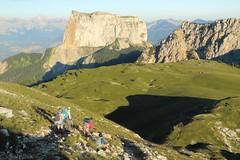 Aux premires loges (Caro2607) Tags: vercors montaiguille grandveymont montagne isre rhnealpes