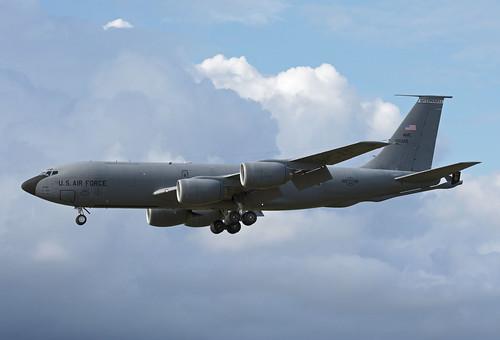 USAF KC-135R - 60-0320 - 22nd ARW/AMC MCCONNELL AFB