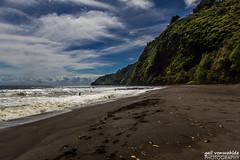 Black Sands at Waipi'o (gvonwahlde) Tags: beach canon blacksand hawaii bigisland waipio vonwahlde