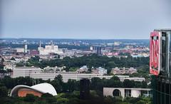 Berlin view (Maria Eklind) Tags: city berlin architecture germany deutschland view fromabove potsdamerplatz tyskland euorpe berlinview panormapunkt