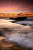 Morning Flow (renatonovi1) Tags: turimetta beach sydney australia sunrise sea ocean flow wave glow sky seascape landscape