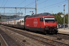 SBB Re 460 068 Liestal (daveymills31294) Tags: sbb re 460 068 liestal cff ffs baureihe