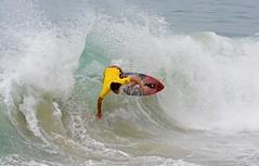 Johnny Atoe (cjbphotos1) Tags: thevic2016 aliso beach skimboarding finless waves spray action sports ocean lagunabeach california thevic2016skimboardingchampionship pro mens womens world