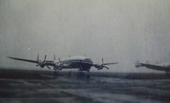 Lockheed Super Constellation (John Wakefield) Tags: lockheed super constellation heathrow