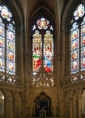 Cathdrale Saint-Andr - Bordeaux - (HORB-52) Tags: cathdrale frankreich france bordeaux eglise berndsontheimer kathedrale kirche kirchenschiff kirchen gotik architektur bildhauer sakralbauten steinmetz steinbildhauer cathedrale cathdralesaintandr curch chiesa