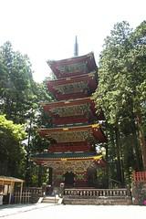 The Gojunoto Pagoda (SAM601601) Tags: pagoda gojunoto nikko japan sam601601 toshogushrine