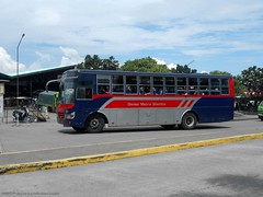 Davao Metro Shuttle 168 (Monkey D. Luffy 2) Tags: hino bus mindanao photography philbes philippine philippines enthusiasts society