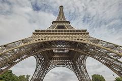 Torre Eiffel 6 (CarlosJ.R) Tags: eiffel pars francia torre torreeiffel