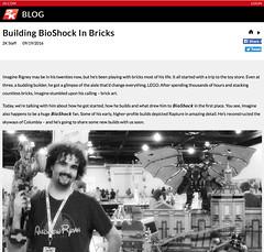 2K Games Blog Post (Imagine) Tags: lego bioshock rapture columbia 2kgames songbird moc interview imaginerigney lifelites