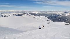 Esquiando el Lonquimay (Patricio Jimnez Barros) Tags: chile araucania corralco volcanlonquimay ski