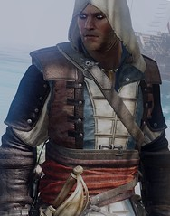 (Lord Wayne) Tags: assassins creed iv black falg