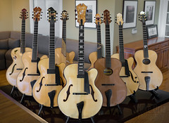 The Vinodetto Collection (mikeSF_) Tags: california napa valley oakville silverado trail miner family vineyards winery winer dave guitar luthiery benedetto archtop jazz instrument vinodetto fa31 k3ii mike oria