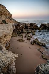 Algarve Shoreline (alyssa.becker) Tags: albufeira europe portugal shoreline algarve atlantic