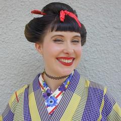 DSC08793 (SALZ Tokyo) Tags: nihongami  japanesehair