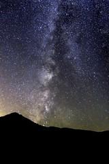 La Via Lactea (klic_ros) Tags: estrellas canon600d vialactea sigma1750oshsm night vallivana ngc castellón photographic photo stars milkyway
