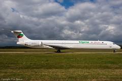 Bulgarian Air Charter (BAC) LZ-LDJ (U. Heinze) Tags: aircraft airlines airways haj hannoverlangenhagenairporthaj planespotting eddv nikon d610 nikon28300mm