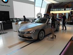 BMW 650i Cabriolet F13 (nakhon100) Tags: bmw 650i cabriolet f13 6er 6series turbo v8 cars girl girls