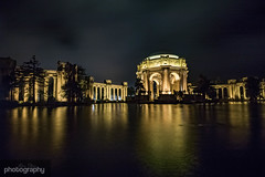 The Palace of Fine Arts (Alex Chilli) Tags: reflection palace finearts sanfrancisco