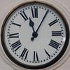 clock (Leo Reynolds) Tags: clock canon eos f45 7d squaredcircle 60mm iso1600 sqlondon hpexif 0017sec xleol30x xclockx sqset081 xxx2012xxx