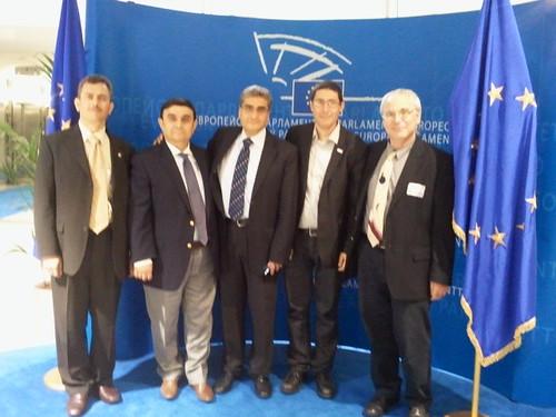 EMUNI Senate 2. Brussels 12_07_2012