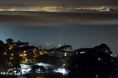 berkeley-hills-lhs-lawrence-hall-science-night-fog-bay-san-francisco-oakland-bay-bridges-uc-berkeley-sather-tower-campanile-1 (berkeleyhomes-dot-com) Tags: sanfrancisco city longexposure light fog lights hall lawrence lowlight long exposure low science baybridge lhs lawrencehallofscience iraserkes serkes