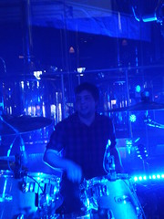 2012-07-01 20.51.46 (Eddy-Welbz) Tags: blue green live band vocalist drummer bodies hollow gutarist basist hollowbodies skylax