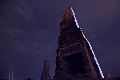 Fort Phantom Lightpainting 7